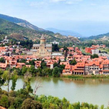 Heritage sites of UNESCO in Georgia