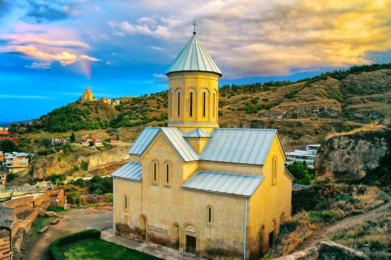 Georgia_Temples_Tbilisi_498777